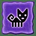 cat icon for quinn69.com