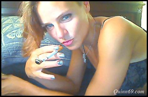 cfnm webcam sex girl smoking in lingerie