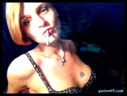 mean camgirl sph in a leopard print bra