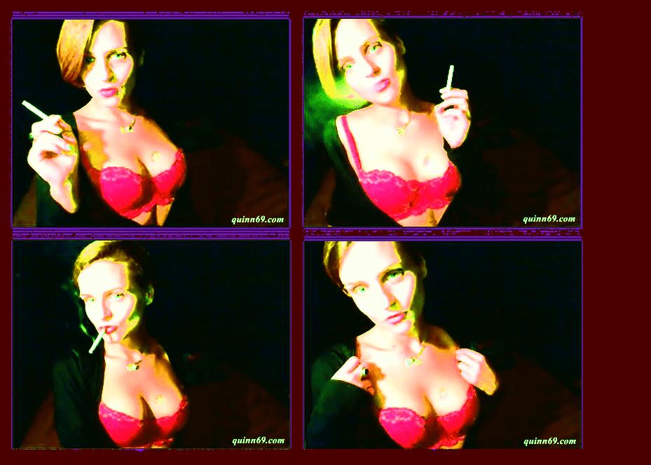 smoking skype show screenshot montage